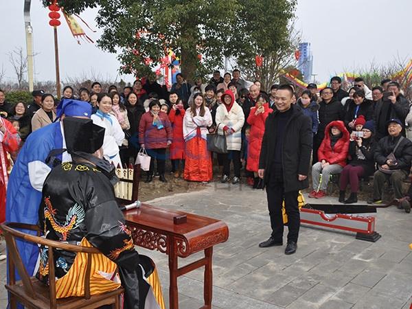 苏州大丰第四届梅花节活动